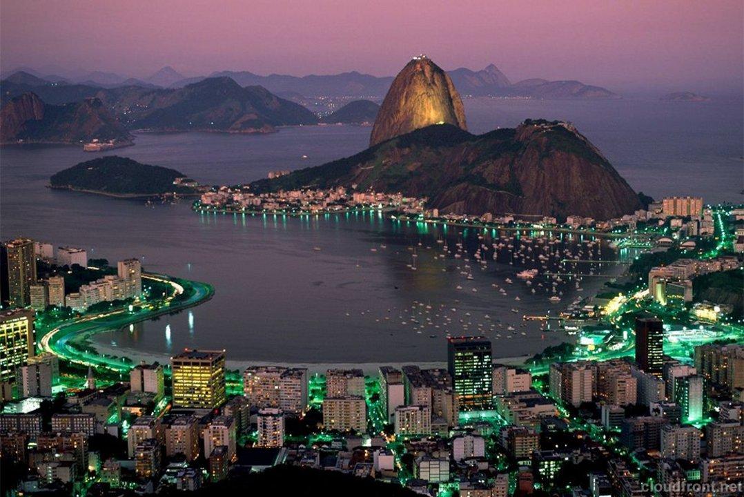 Los embotellamientos en Río de Janeiro representan el 9% del PBI.