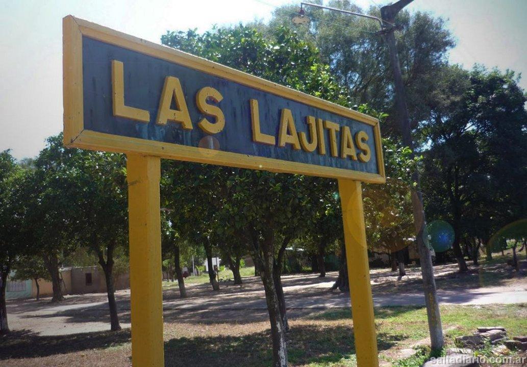 En Las Lajitas tampoco hubo datos del intendente entrante ni del saliente