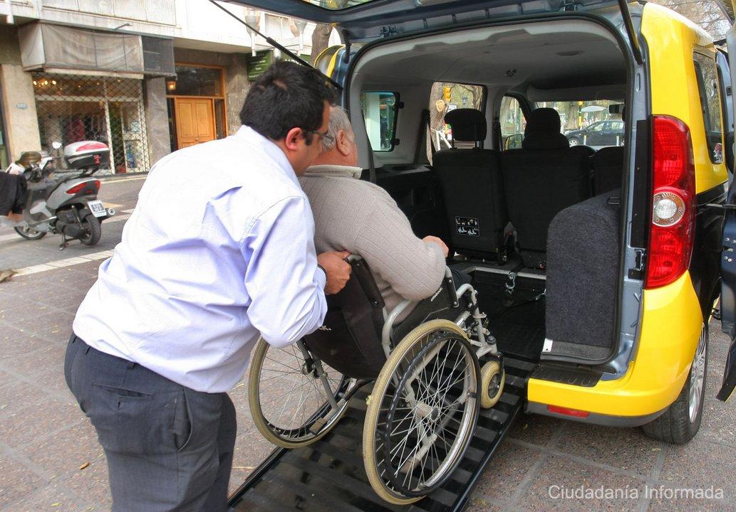 Hubo tres jurisdicciones que no recibieron fondos para comprar transportes adaptados.