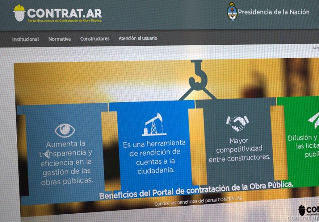 """a resolución designa al Ministerio de Modernización como """"administrador"""""""