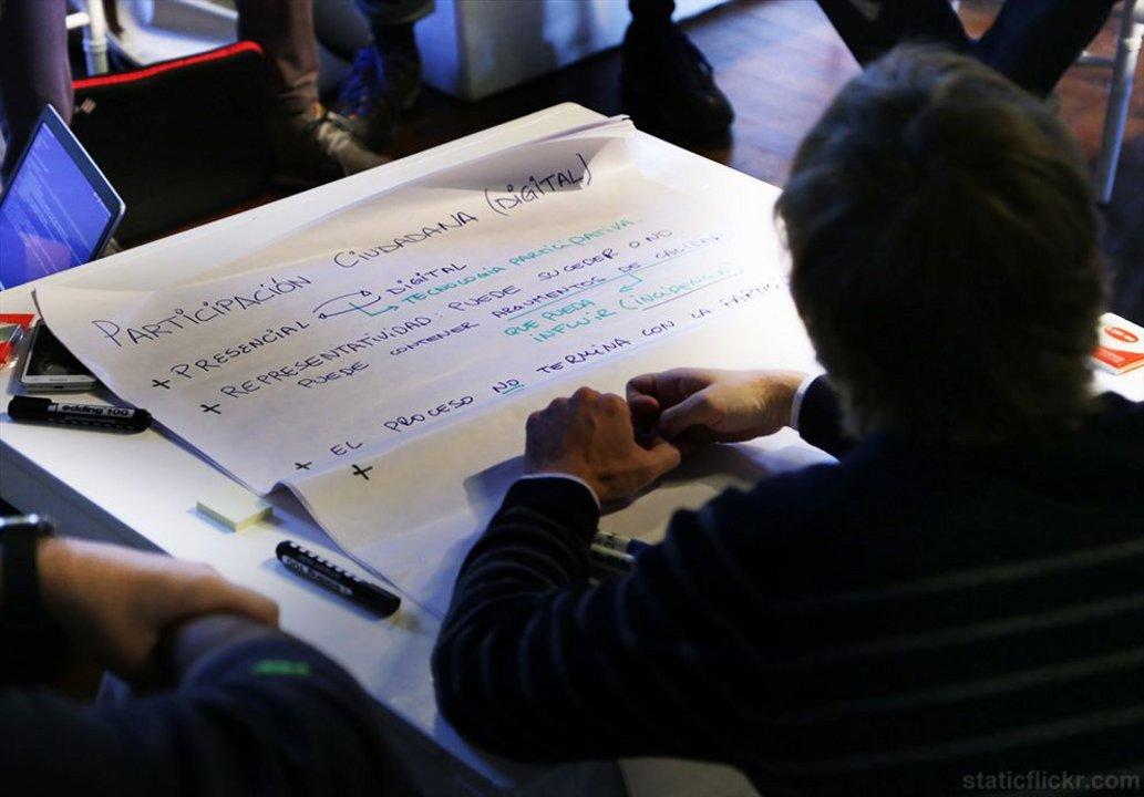 Entre los temas a tratar se destaca la transparencia, rendición de cuentas y participación ciudadana.