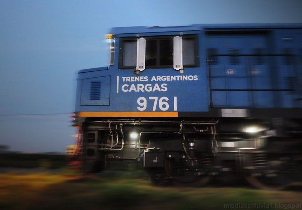 La ex Línea General Manuel Belgrano tiene una extensión de 7409,304 kilómetros.