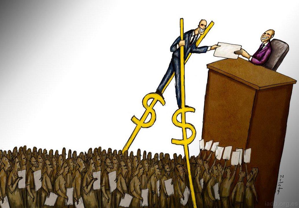 Corrupción burocrática de Raul Fernando Zuleta