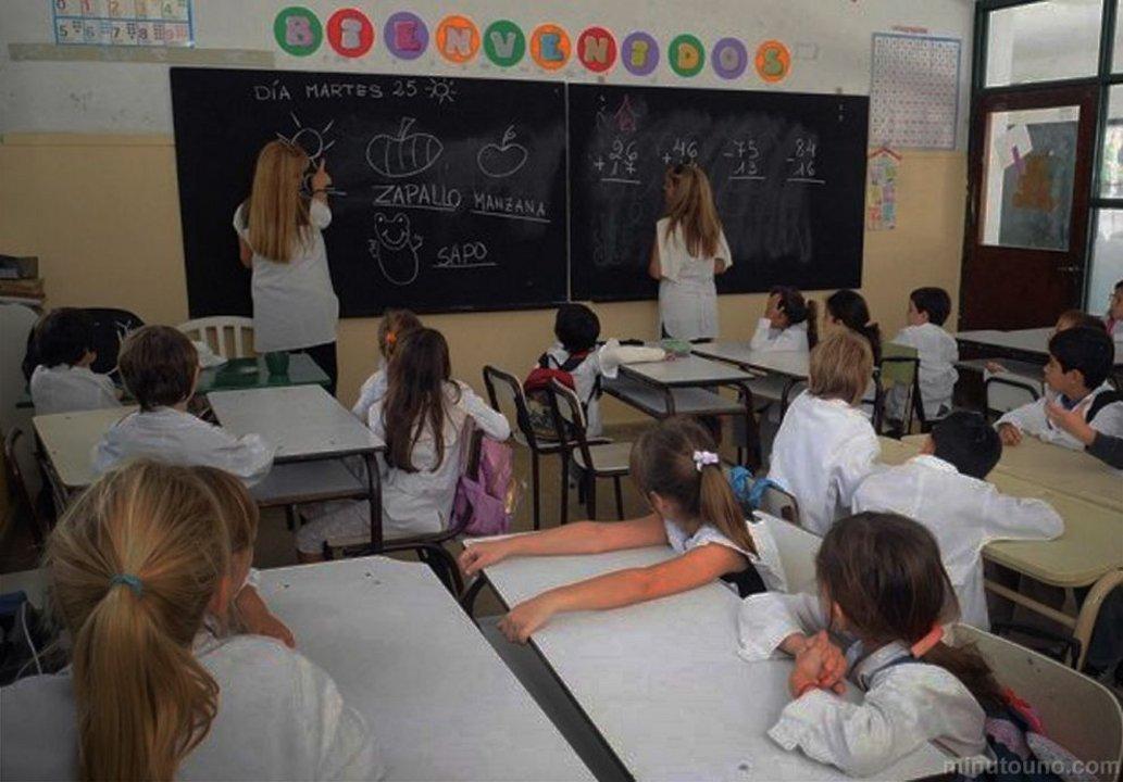 Contrataron a una sociedad de hecho para realizar un estudio de imagen de la educación en la Ciudad argumentando razones de urgencia.