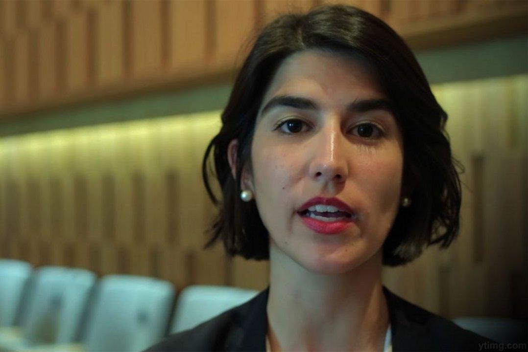 Tais Gadea Lara, periodista especializada en cambio climático.