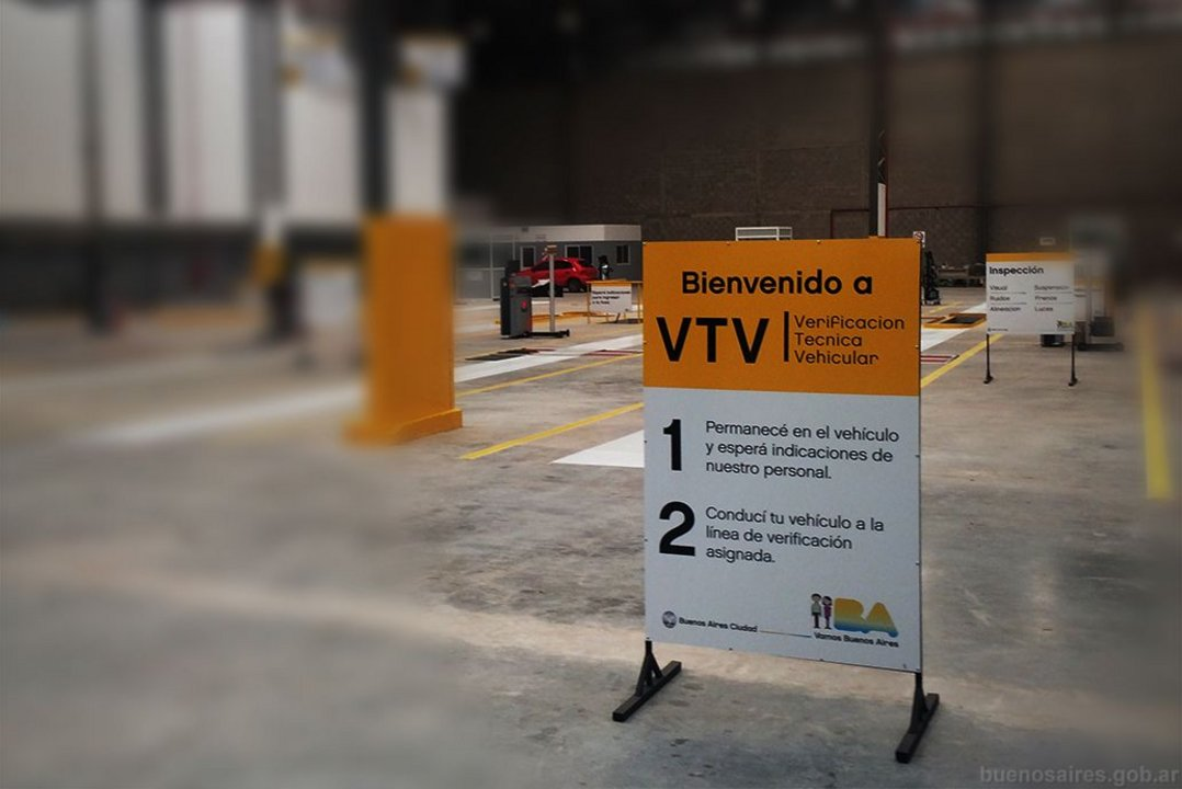De 23 vehículos que debían realizar la VTV, sólo uno cumplió con la norma que rige en la Ciudad.