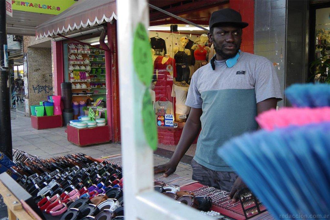 En los últimos años, llegó a Argentina una gran cantidad de ciudadanos senegaleses.