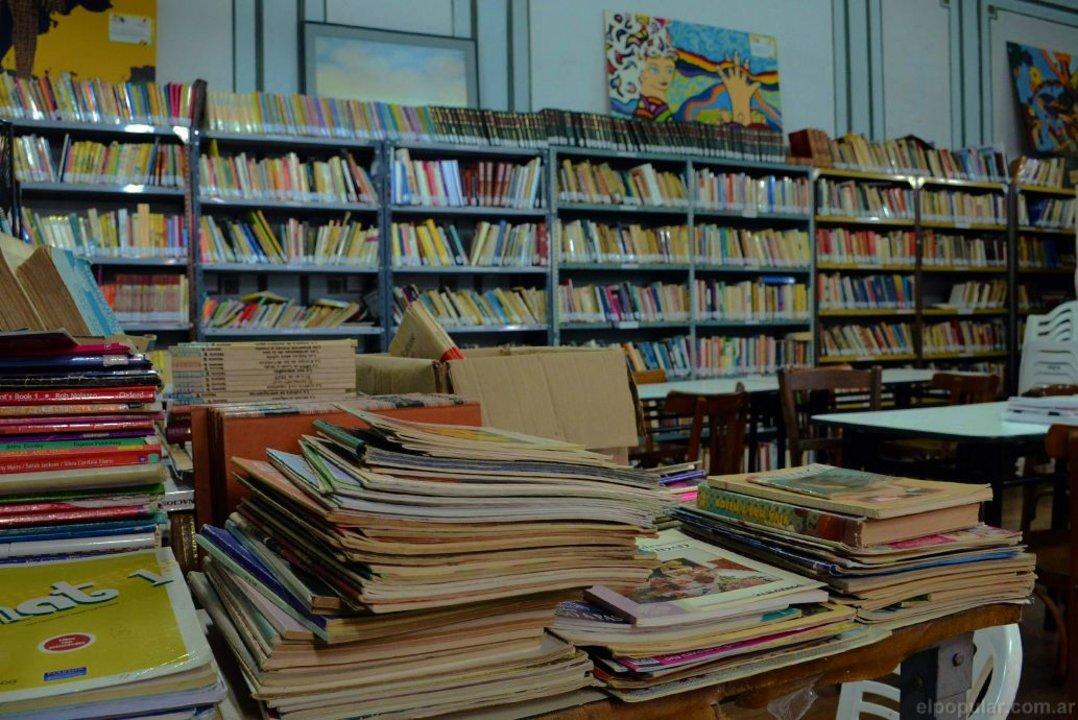 Con el tiempo, las bibliotecas pasaron a ser fuente de consulta de investigadores más que de estudiantes.