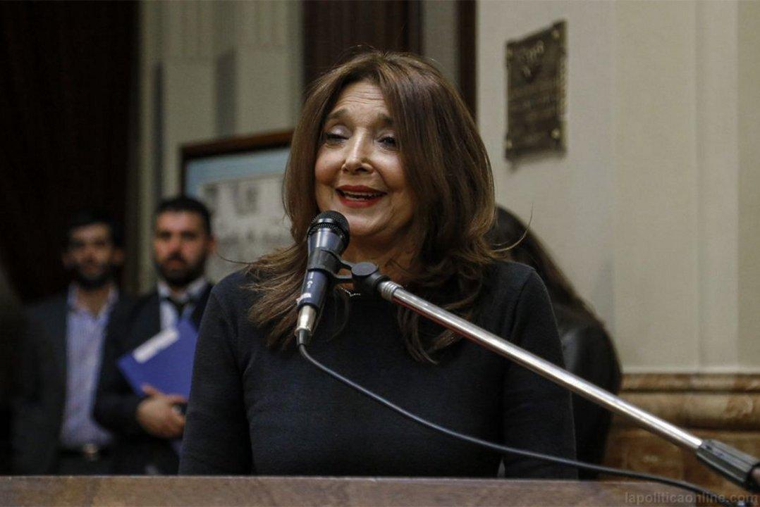 La abogada Marisa Graham fue la elegida para desempeñar el cargo de Defensora del Niño.