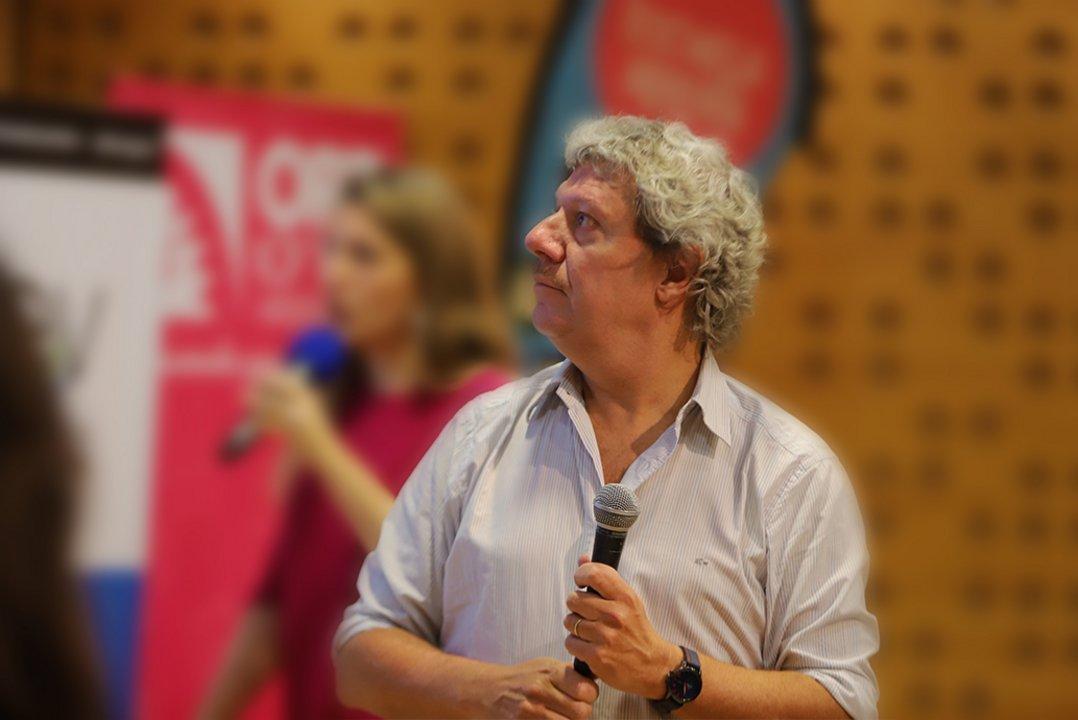 Federico Recagno, Presidente de la fundación Éforo