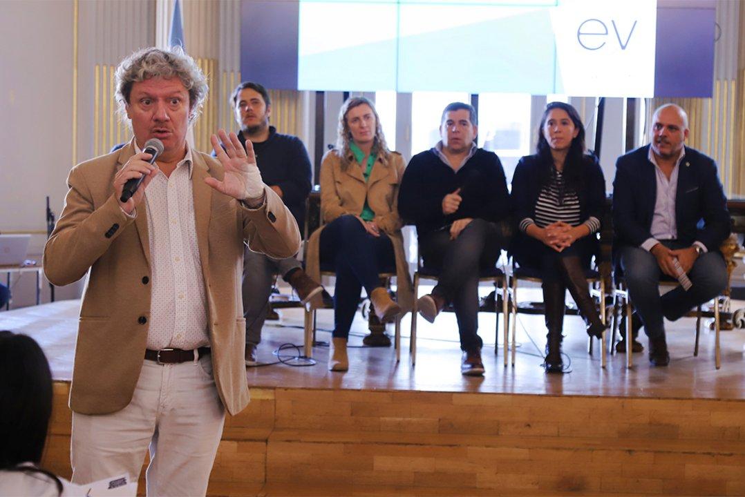 Federico Recagno, Presidente de la Fundación