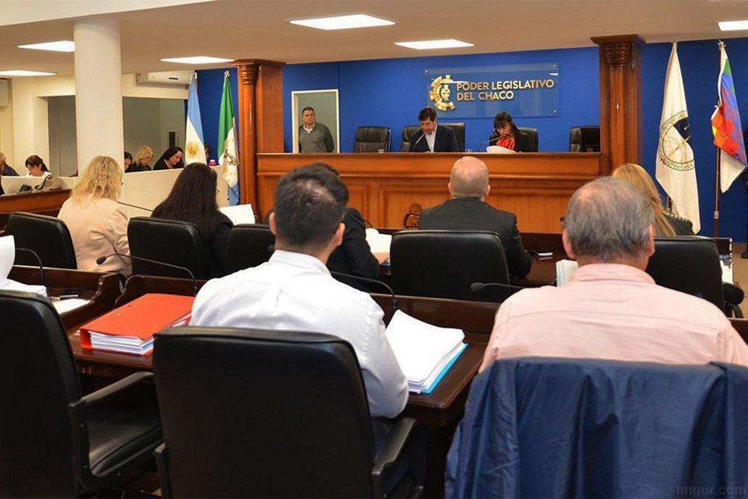 El proyecto 2190 fue presentado en la Legislatura de Chaco, pero todavía no lo trataron.