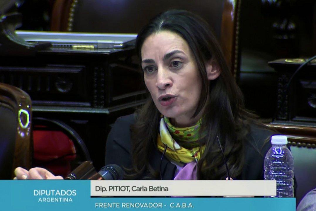 """""""Entre los consensos alcanzados se destaca la bancarización del régimen de aportes"""", indicó Pitiot."""