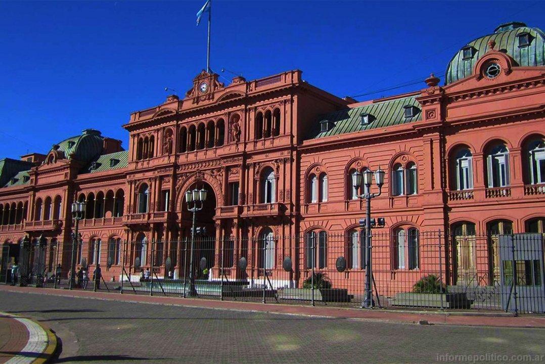 Los ingresos a la Casa Rosada son el próximo objetivo que tiene Poder Ciudadano.