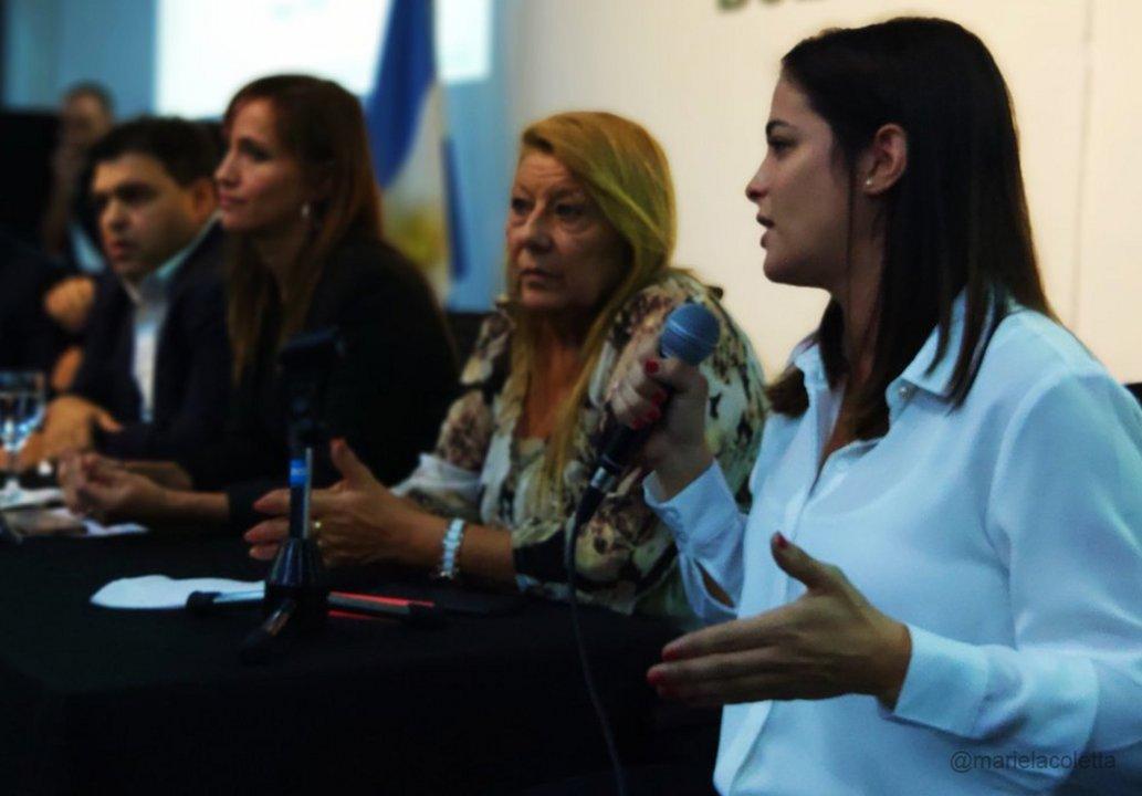 La auditora Mariela Coletta es la impulsora del proyecto, similar al que funciona en la AGN.