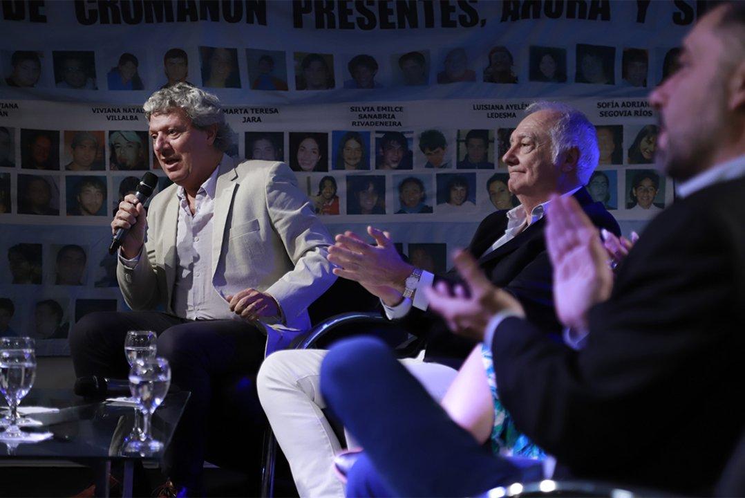 Federico Recagno, Hugo Quintana y Juan José Tufaro reflexionaron sobre la tragedia que se pudo haber evitado.