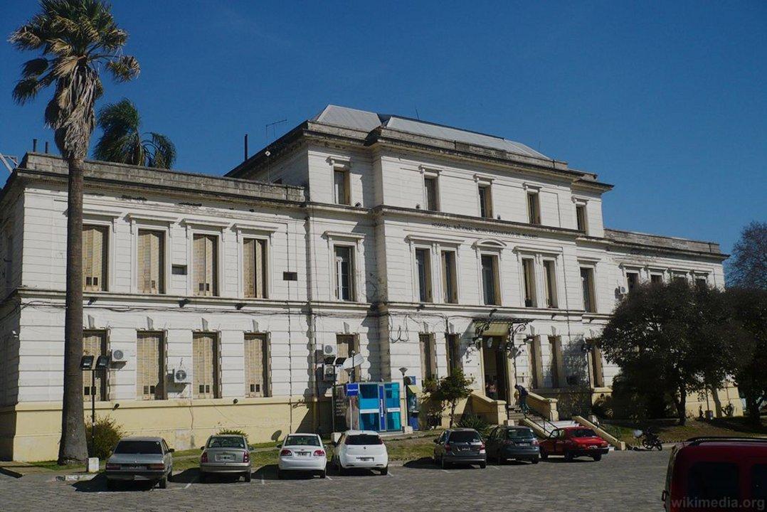 El Hospital Borda, con un predio de 16 hectáreas, funciona desde 1863 brindando atención a hombres.