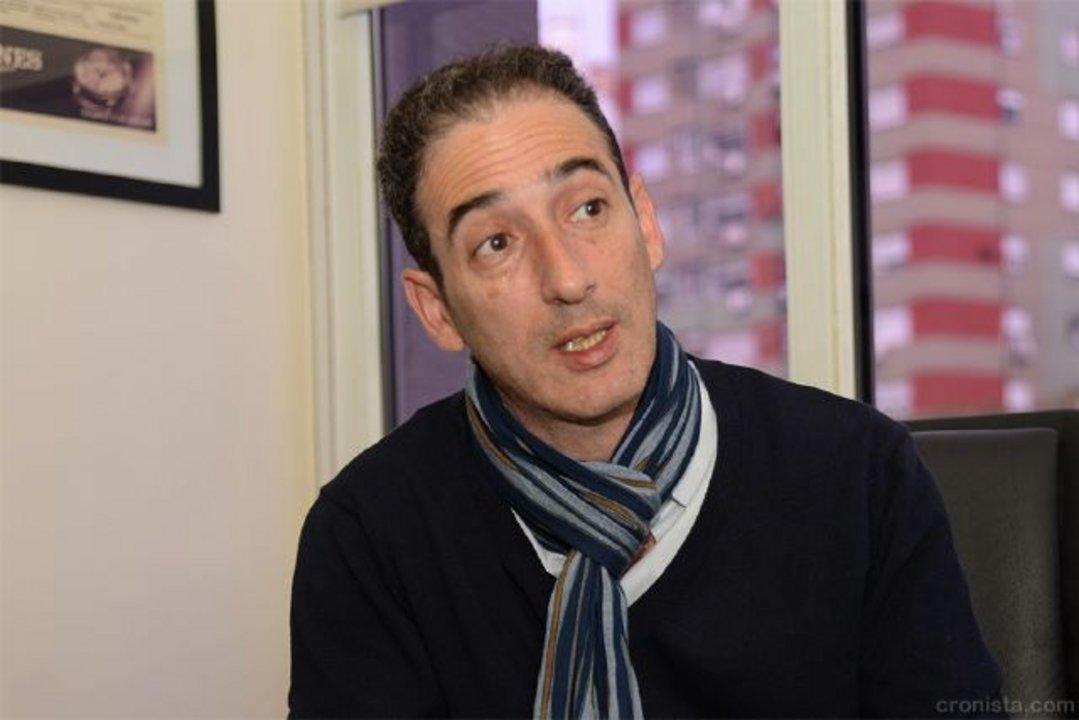 Halperin es abogado y fue director del Programa UBA XXII, de enseñanza universitaria en cárceles