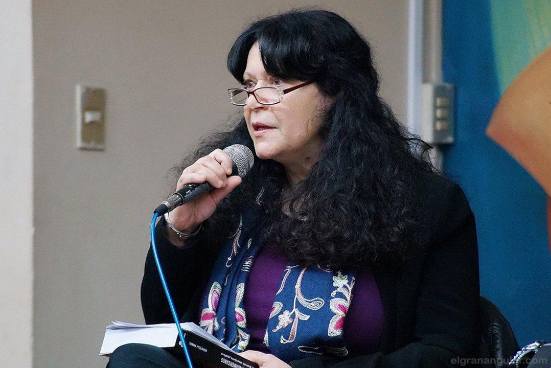Maristella Svampa, investigadora y escritora,quien acaba de publicar El colapso ecológico ya llegó, junto al abogadoambiental Enrique Viale.