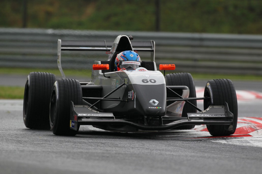 FR 2.0 Hungaroring Sept 2014