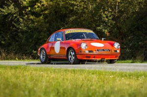 The Autofarm-prepared Porsche 911