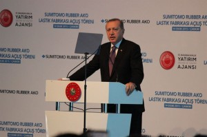 Speech by Turkey's President Erdogan