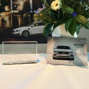 HARMAN recognised with Volvo Cars Award of Excellence