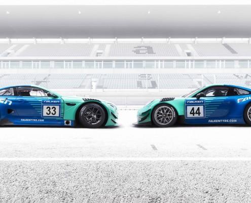Falken Tyre BMW and Porsche motorsport