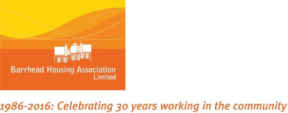 Barrhead Housing Association Ltd