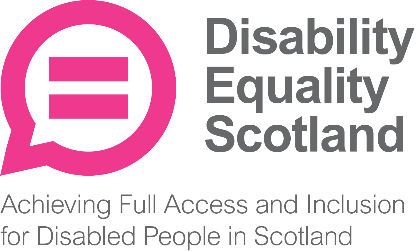 Disability Equality Scotland