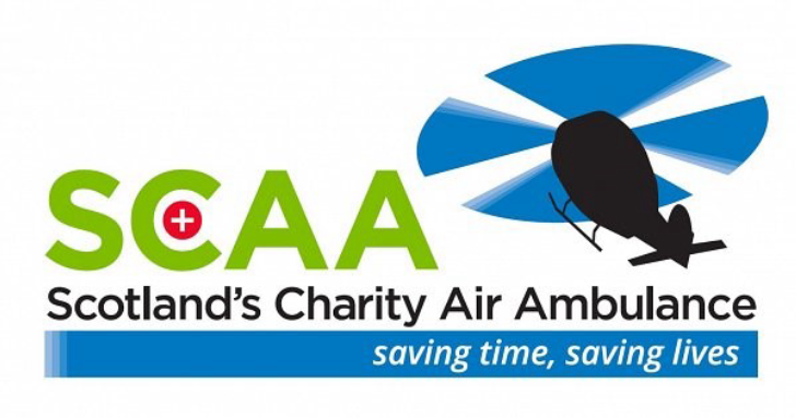 Scotlands Charity Air Ambulance