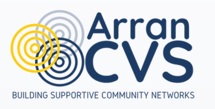 Arran Community and Voluntary Service