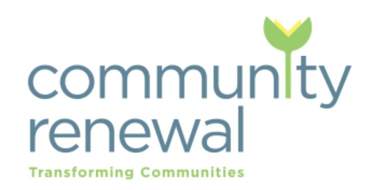 Community Renewal