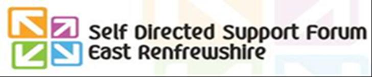 Self-Directed Support Forum East Renfrewshire
