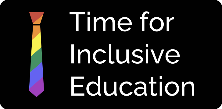 Time for Inclusive Education