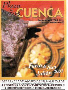 Cartel 2003