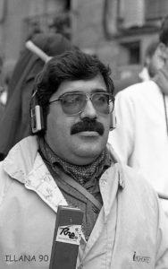 José Vicente Ávila, 1990.