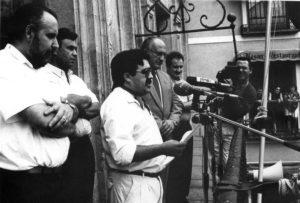 Pregón de San Mateo 1989.