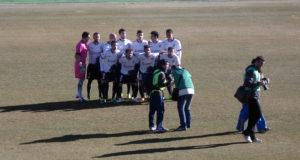 El equipo que ganó al Sestao.