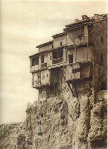 Cadas Colgadas en 1920.