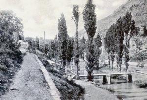 Puente de los Descalzos, Rio Jucar