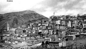 postal cuenca 1915
