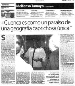 Ildefonso Tamayo