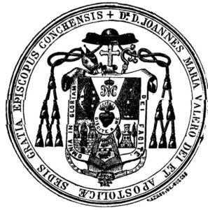 Escudo del obispo Valero