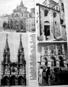 El proyecto de Lamperez incluía dos torres.