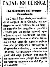 El Mundo, 1912. (Centro Estudios Castilla-La Mancha)