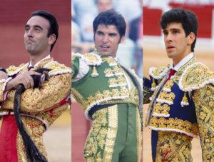 Ponce, Cayetano y López Simón.