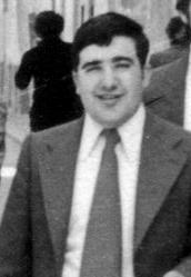 J.V. Avila en 1974