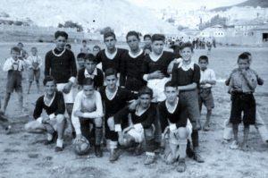 C.D. Ibérico, 1944.