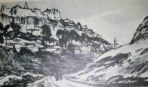 Vista de Cuenca 1930